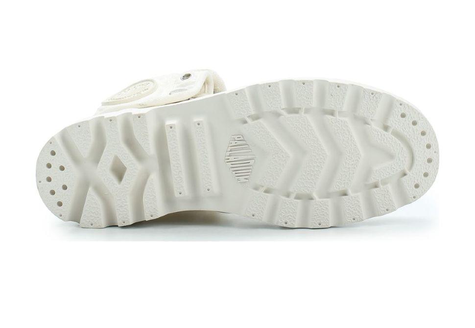 Женские ботинки Palladium Pallabrouse Baggy 92478-104 белые купить ... fc54ac45f1154