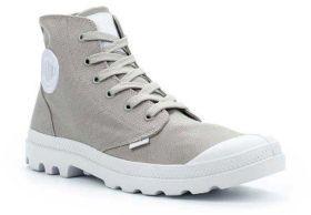 Мужские ботинки Palladium Blanc Hi 72886-070 серые 4e3885e05e79f