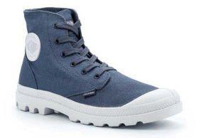 Мужские ботинки Palladium Blanc Hi 72886-432 синие 33f67e04d0dbb