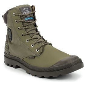 Ботинки мужские Palladium Pampa Sc Shadow Wpr 05925-327 демисезонные зеленые