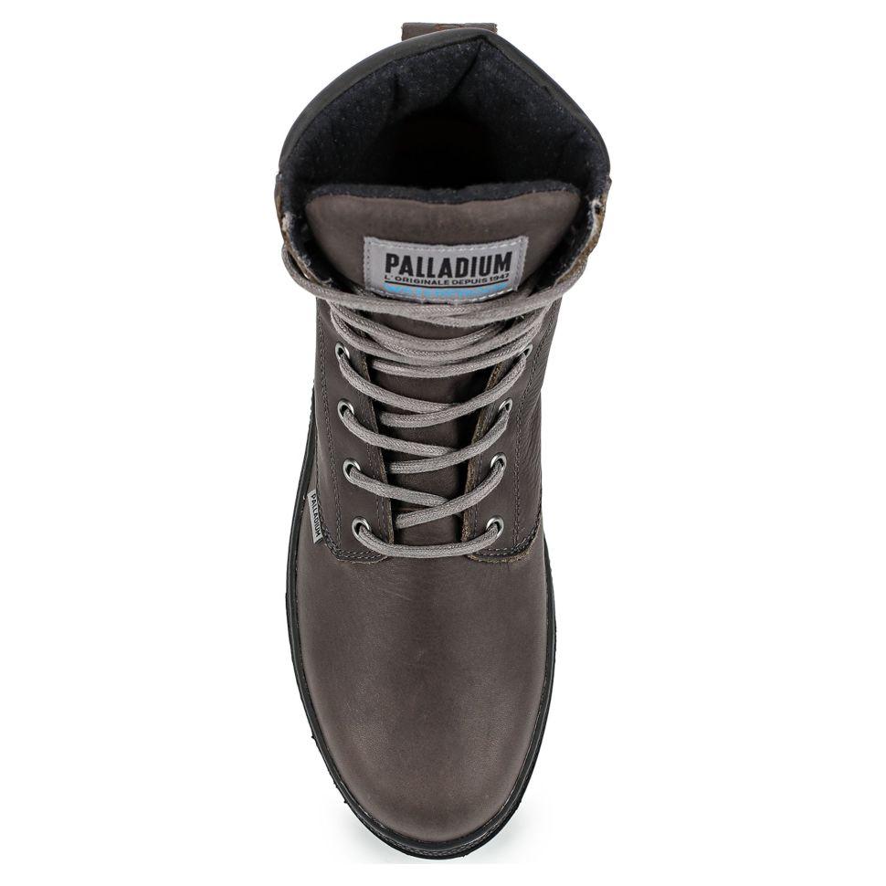 619160d5a29 Ботинки мужские Palladium Pallabosse Sc Wp 05938-052 кожаные коричневые