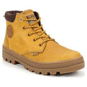 Демисизонные женские низкие ботинки palladium  купить в Интернет Магазин 6f0e136de0ea5